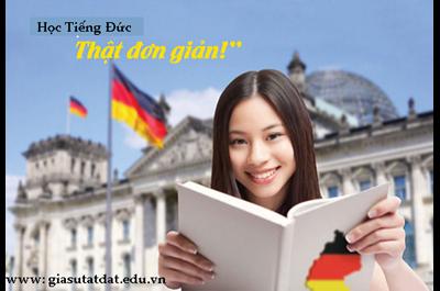 Gia Sư Tiếng Đức, Dạy thử 2b miễn phí,cam kết chất lượng sau khi học,trung tâm gia sư uy tín số 1 tại hà nội