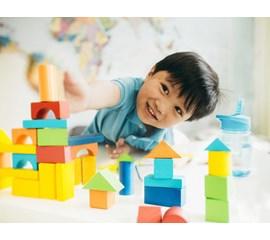 Trò chơi giúp trẻ tự tin vào lớp một