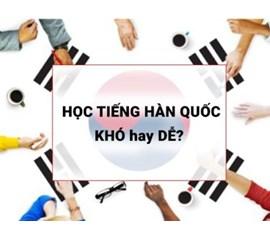 Cẩm nang học tiếng Hàn tại nhà hiệu quả nhất